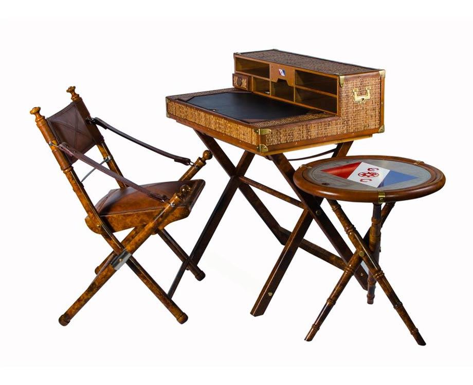 Marvelous Explorers Club Safari Furniture Collection