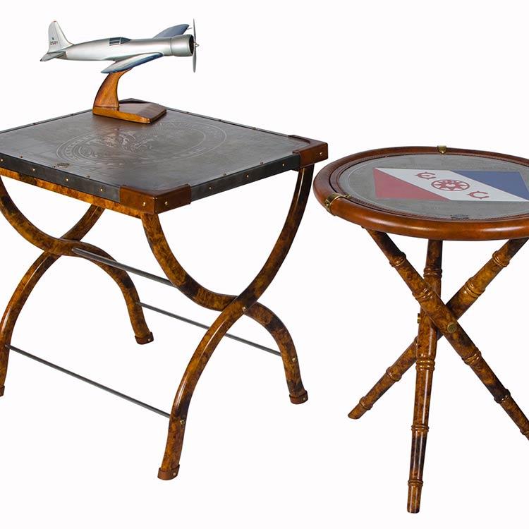 Explorers Club Safari Furniture Collection. Explorers Club Folding And  Tripod Tables